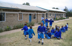 Picture of Mitaboni Primary School today